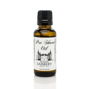 Maison Lambert Pre Shave Oil 100% Organic Ingredients Vegan Unscented For Men And For Sensitive Skin And All Skin Types!