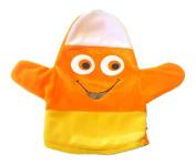Halloween Puppet ~ Candy Corn