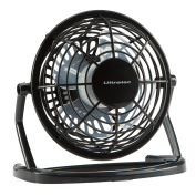 Ultratec USB Mini Fan/Ventilator for your desk, black