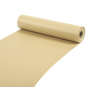 Kraft Paper Roll - For Craft, Gift Wrapping, Packing, Shipping - 30m Long, Brown, 30cm x 3050cm