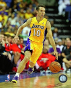 Steve Nash Los Angeles Lakers 2012 NBA Action Photo #1 8x10