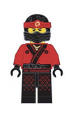 Lego Ninjago Movie 50cm Ninja Pillow Buddy Plush Toy - Red Warrior