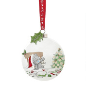 Me To You Tatty Teddy Daughter Christmas Tree Bauble