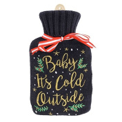 Baby It's Cold Outside Hot Water Bottle