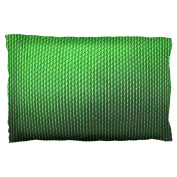 Halloween Green Earth Dragon Scales Costume Pillow Case Multi Standard One Size