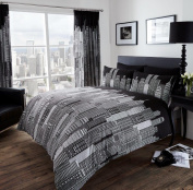 3D Sky Line NYC New York City Night Duvet/ Quilt Cover Sets Bedding Sets All Size