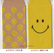 The type / Nico smile smile mark whom an occasion pays for the tip bag mini-bag / bill of the smiley Pochi bag SMILEY series smiley design