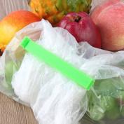 5pcs Food Snack Storage Seal Sealing Bag Clips Sealer Clamp Plastic Tool