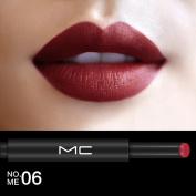 Binmer(TM) Beauty Waterproof Long Lasting Lip Pencil Matte Lipstick Lip Gloss Makeup Tool