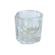 DL Professional Glass Dappen Jar
