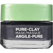 Detox & Brighten Pure-Clay Mask, 50ml