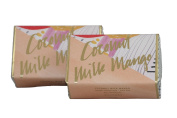 Illume Coconut Milk Mango 190ml Bar Soap - 2 Bars