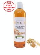 100% Pure Organic Extra Virgin Wheat Germ Oil