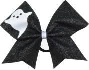 Sparkle Bows Cheer Halloween Cheer Bow