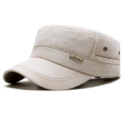 Hat Male Spring And Autumn Outdoors Sport Wild Flat Top Hat Casual Sun Sun Cap Cowboy