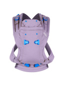 We Made Me Pao Papoose Classic Carrier, Lavender