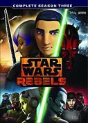 Star Wars: Rebels - Season 3 [Region 4]
