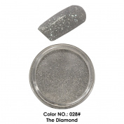 C & I Dipping Powder Colour No.028 The Diamond Pearl Shine Colour System