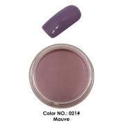 C & I Dipping Powder Colour No.021 Mauve Purple Colour System