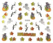Nail Art, Scrapbooking Stickers – Halloween