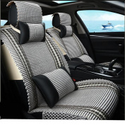 TT Full surround universal ice-wire breathable woven car seat cover