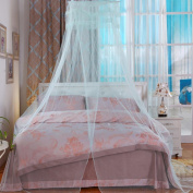 Hunpta Bedroom Home Canopies Bed Canopy Netting Curtain Midges Insect Mesh Mosquito Net