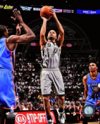 Tony Parker San Antonio Spurs 2012-2013 NBA Action Photo #1 8x10