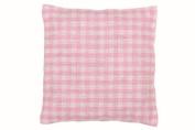 Dr. Junghans Medical GmbH Cherry Stone Cushion 10 x 10 cm Pink / White Vichy Cheque