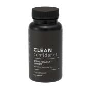 CLEAN Confidence Bowel Regularity Support - 60 Capsules by ConfidentU