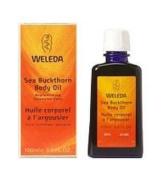 (8 PACK) - Weleda Sea Buckthorn Body Oil | 100ml | 8 PACK - SUPER SAVER - SAV...