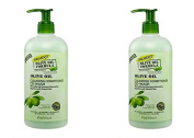 Palmer's Olive Cleansing Conditioner Co-Wash 473ml Twin Pack
