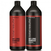 Matrix Total Results So Long Kit Damage Shampoo 1000 ml + Conditioner 1000 ml