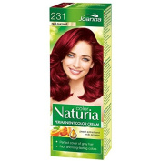 Joanna Naturia Colour Hair Dye Covers Grey Hair All Colours Available - 231 Red Currant