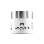 SERUM OF LIFE - Reduce fine lines & wrinkles | Eliminate crow's feet | Instantly tighten skin | Anti-Ageing cream | Powerful moisturising formula | Shea butter | Made in USA |