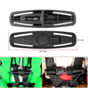Secure Lock for Car Child Seat Belt Buckle with Clip for Belt of Sri