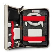 Twelve South 12-1729 BookBook CaddySack Travel Tote for Chargers/Cables/Adapters