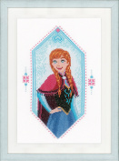 Disney's Frozen 'Anna' Counted Cross Stitch Kit