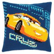 Disney's Cars 'Cruz' Cross Stitch Cushion Kit