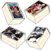 400 Card NHL Hockey Gift Set - w/ Superstars, Hall of Fame Players