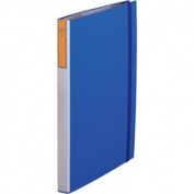 King Jim clear file GL 174 A2S blue