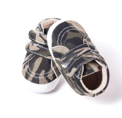 Kintaz Newborn Toddler Baby Infants Girl Boy Camouflage Soft Anti-slip Colourful Canvas Shoes for 3-12Month