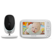 Motorola Digital Video Baby Monitor with 13cm Colour LCD Screen and 1 Camera - Comfort 50