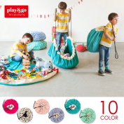play & amp; go (play & amp; go) 2 in 1 STORAGE BAG and PLAYMAT