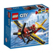 Lego (R) city acrobatics aeroplane Lego Japan [Lego 60144C ]