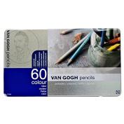 Van Gogh coloured pencil 60 colours T9773-0065