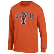 NCAA Men's Long Sleeve T Shirt Alt Arch