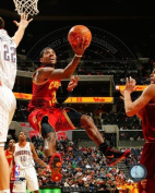 Kyrie Irving Cleveland Cavaliers 2012 NBA Action Photo #3 8x10