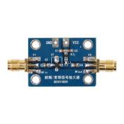 0.1-2000MHz RF Broadband Amplifier Ham Radio Module 30dB High Gain Low Noise LNA Amplifier Module Board