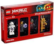 LEGO 5004938 Ninjago Minifigure set Limited Edition Bricktober