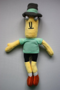 Rick and Morty Plush Mr Poopy Butthole, Rick and Morty Mr Poopybutthole Plush Stuffed Toy
